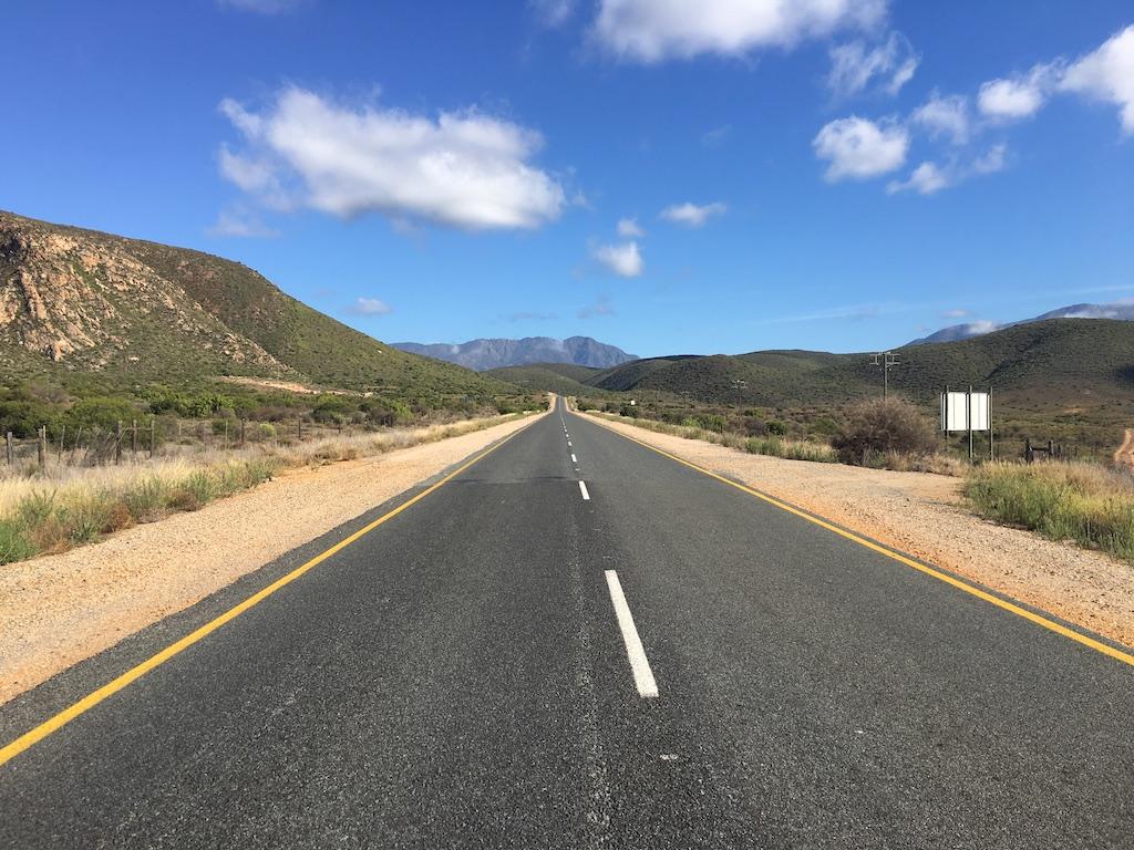 1<sup>er</sup> Cape Rally Afrique du Sud 2017