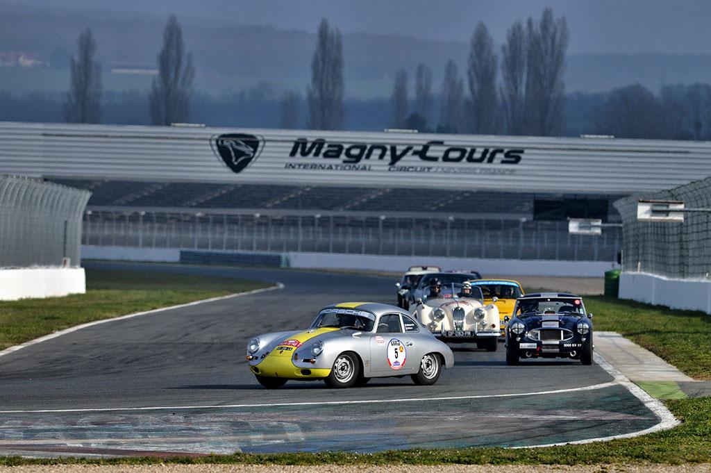 24<sup>e</sup> Rallye de Paris GT &amp;amp; Classic 2017
