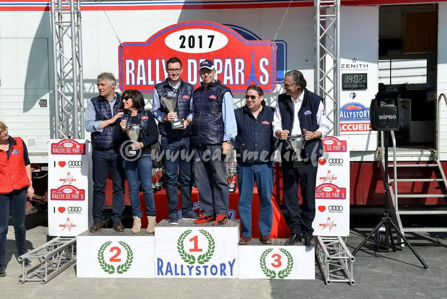 25<sup>e</sup> Rallye de Paris GT &amp;amp; Classic 2018