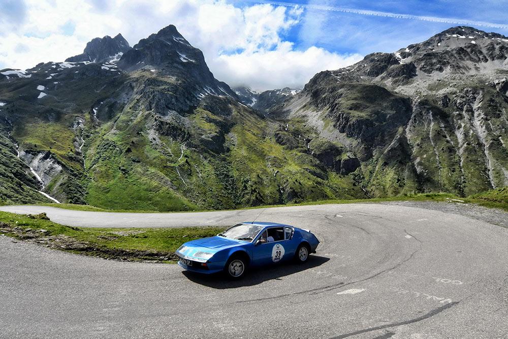 2<sup>e</sup> Alpine Rally 2020