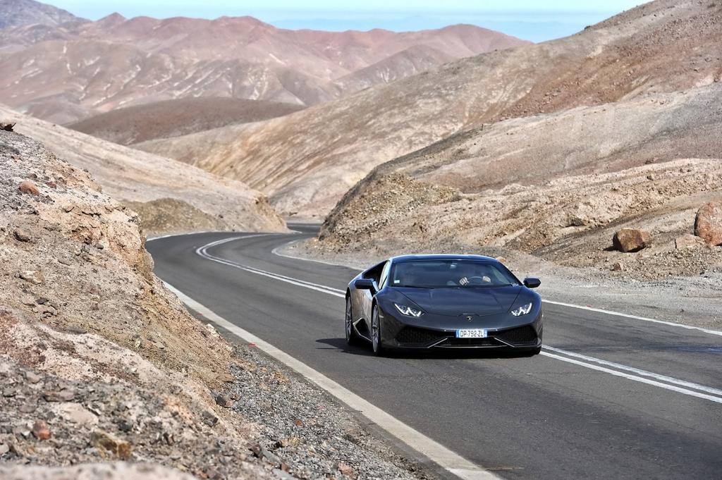3<sup>e</sup> Route des Andes 2020