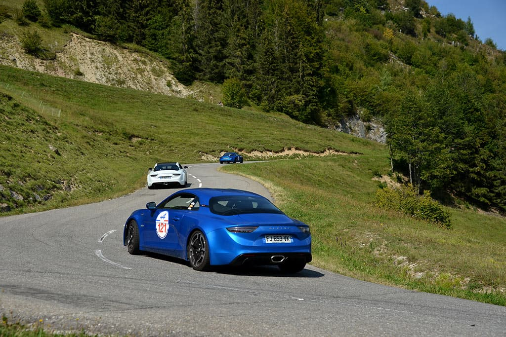 3<sup>e</sup> Alpine Rally 2021
