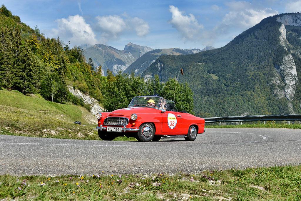 32<sup>e</sup> Coupe des Alpes 2021