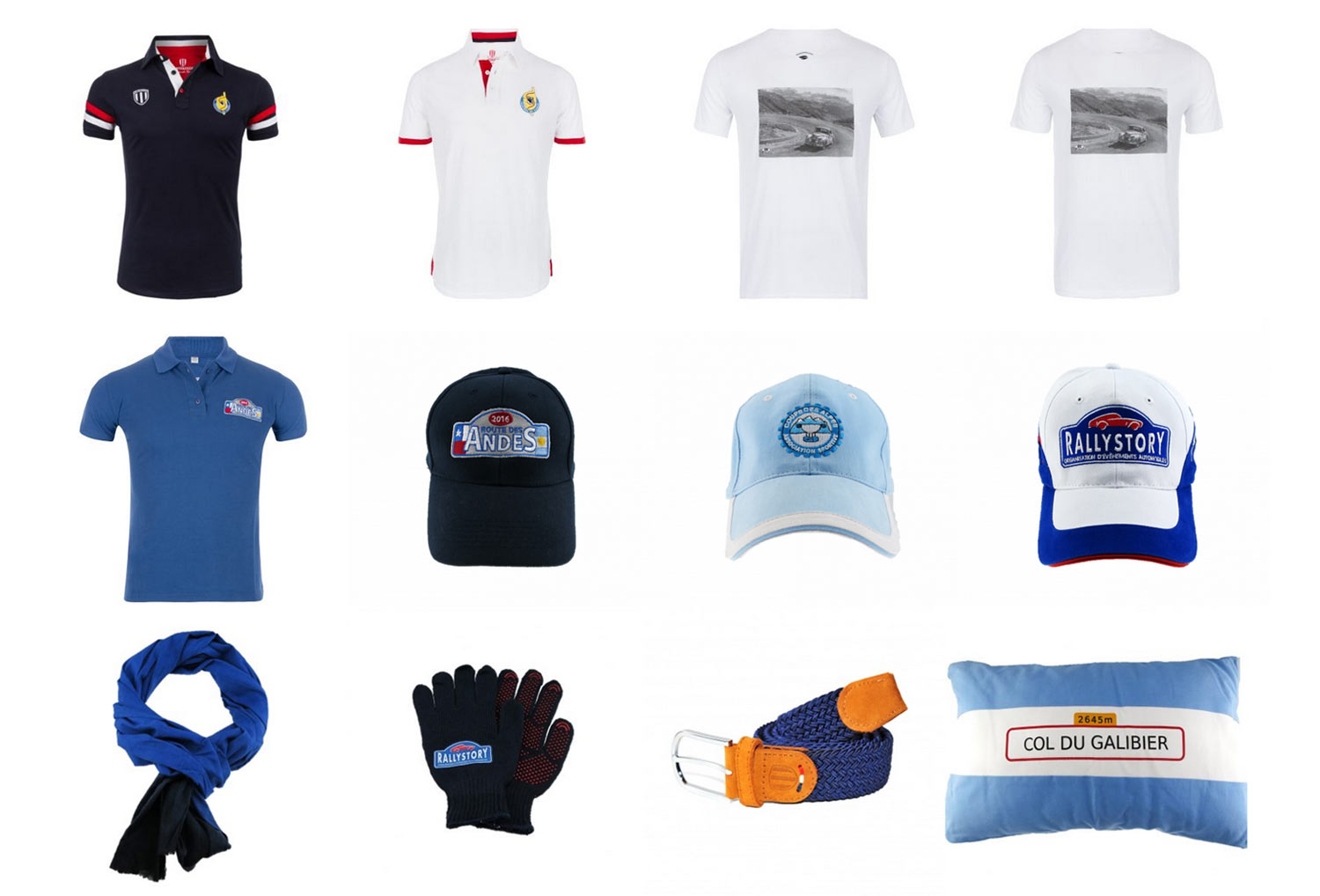 Lancement Rallystory Boutique