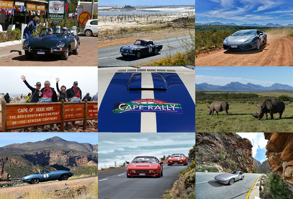 Photo Cape Rally 2017