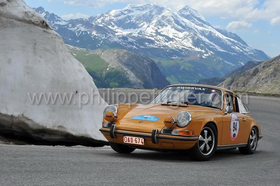 23<sup>e</sup> Coupe des Alpes
