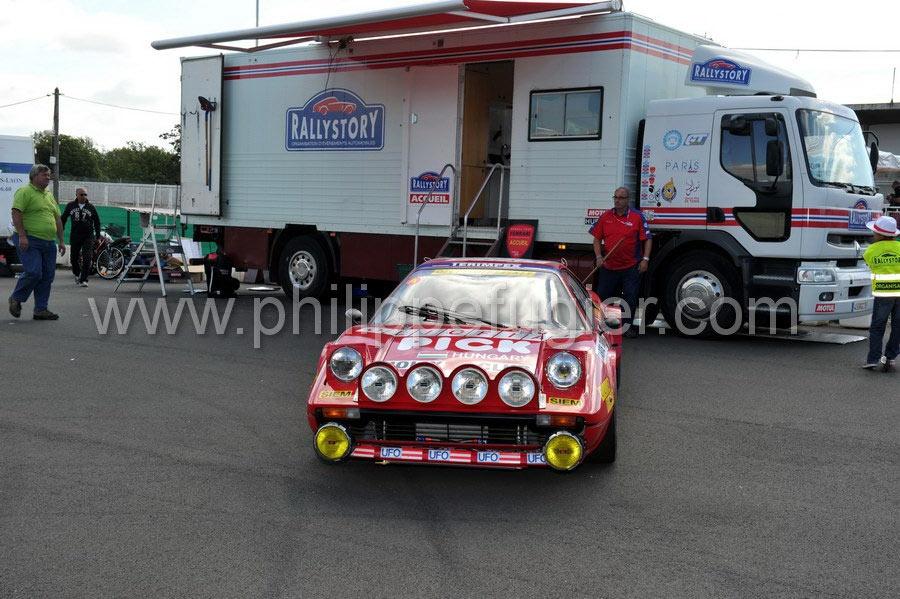 3<sup>e</sup> Rendez-Vous Ferrari