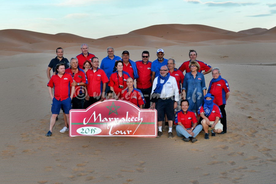 2<sup>e</sup> Marrakech Tour