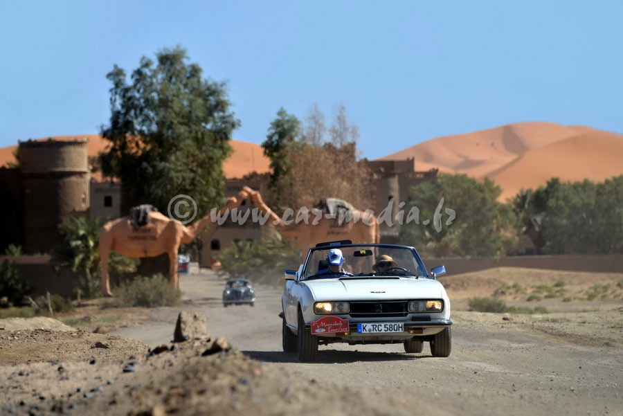 2<sup>e</sup> Marrakech Tour