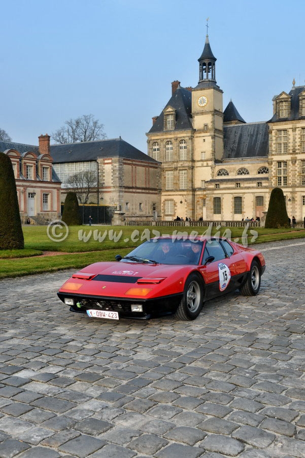 22<sup>e</sup> Rallye de Paris