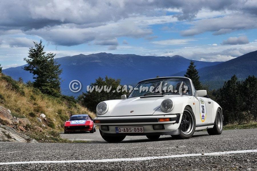3<sup>e</sup> Rallye des Pyrénées