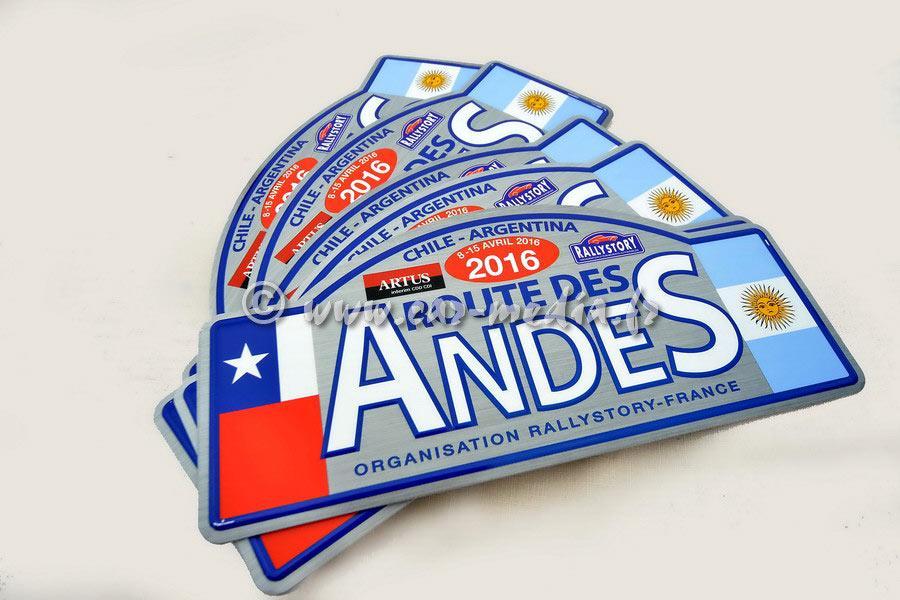 1<sup>ere</sup> Route des Andes