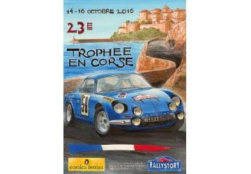 23<sup>e</sup> Trophée en Corse