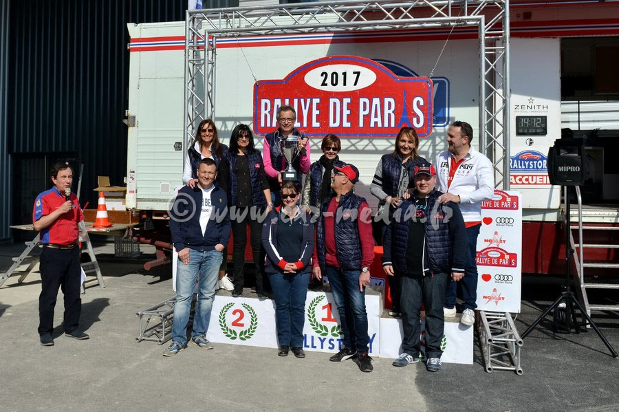 24<sup>th</sup> Rallye de Paris