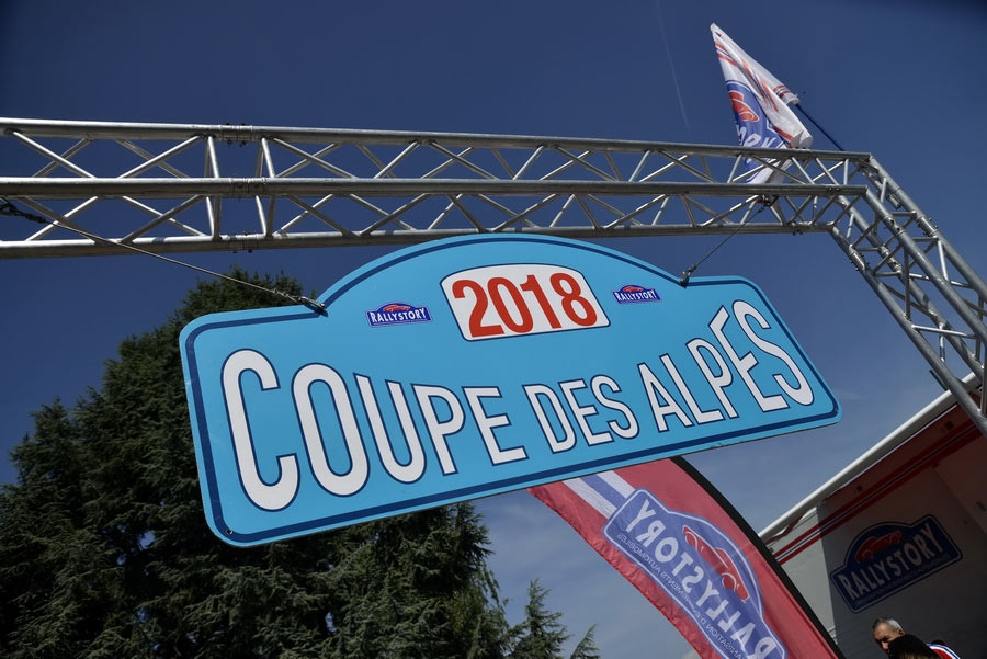 29<sup>th</sup> Coupe des Alpes