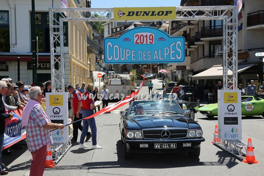 30<sup>th</sup> Coupe des Alpes