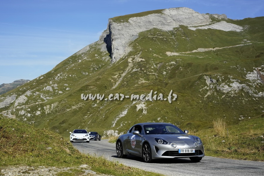 2. Alpine Rally