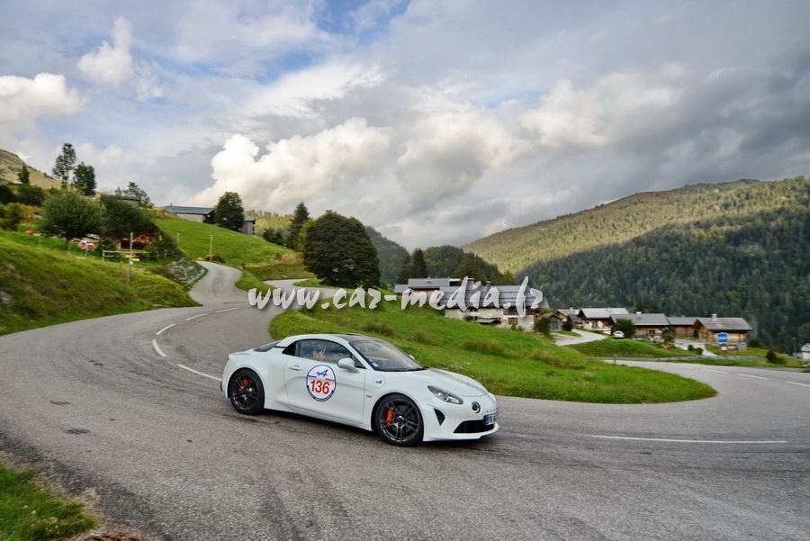 2<sup>e</sup> Alpine Rally