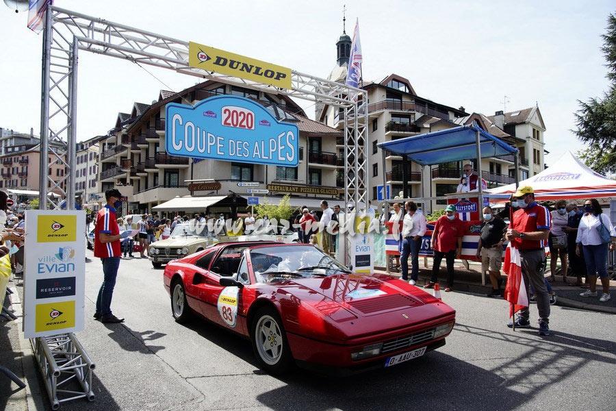 31<sup>e</sup> Coupe des Alpes