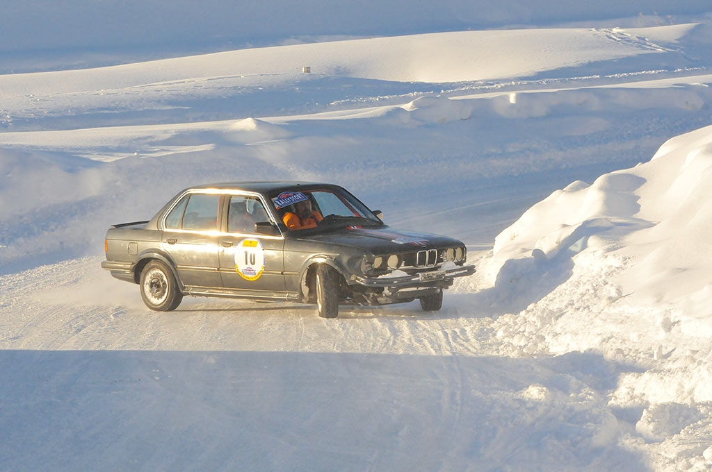Ice Driving Experience