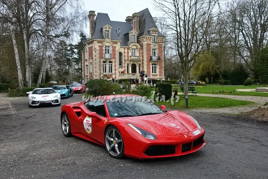27<sup>e</sup> Rallye de Paris GT &amp; Classic
