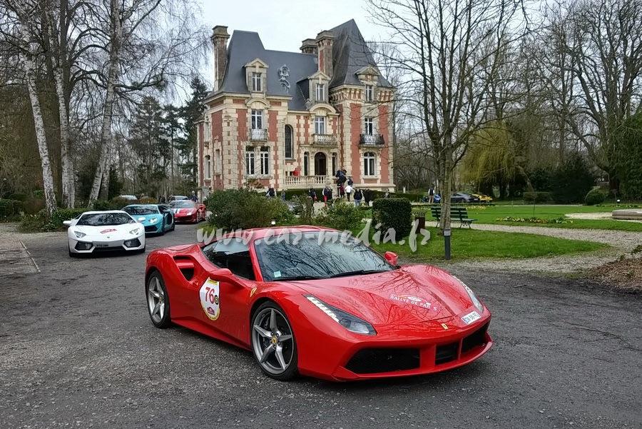 27. Rallye de Paris GT & Classic