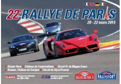 Rallye de Paris 2015
