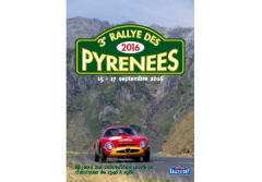 3<sup>e</sup> Rallye des Pyrénées Rallystory