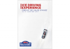 Ice Driving Experience Rallystory