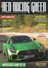 Red Racing Green - Marrakech Tour 2016