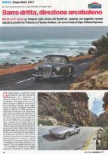 Auto d'Epoca - Cape Rally 2017
