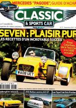 Classic & Sports Car - Coupe des Alpes 2017