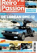Retro Passion - Trophée en Corse 2017
