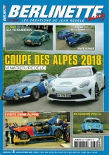Berlinette Mag - Coupe des Alpes 2018