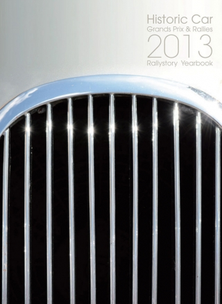 Historic Car 2013 Yearbook