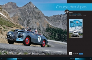 Coupe des Alpes 2014 Yearbook