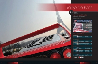 Rallye de Paris 2014 Yearbook