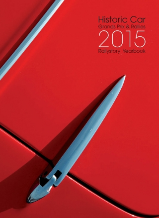 Historic Car 2015 Yearbook