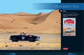 Marrakech Tour 2015 Yearbook