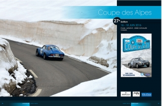 Coupe des Alpes 2016 Yearbook