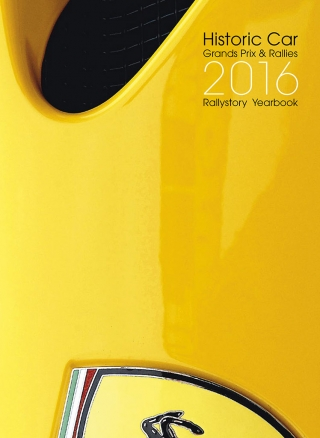 Historic Car 2016 Yearbook