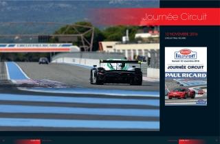 Journée circuit Paul Ricard 2016 Yearbook