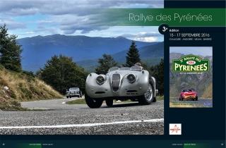 Rallye des Pyrénées 2016 Yearbook