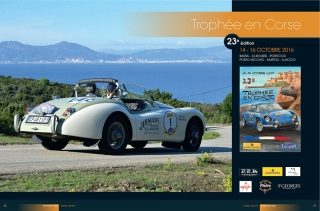 Trophée en Corse 2016 Yearbook