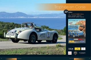 Trophée en Corse 2016 Yearbook