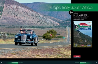 Cap Rally South Africa 2017 Yearbook