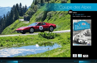 Coupe des Alpes 2017 Yearbook