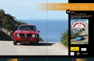 Trophée en Corse 2017 Yearbook