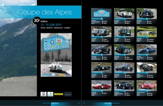 Coupe des Alpes 2019 Yearbook