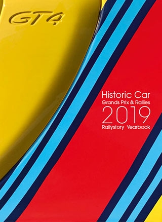 Historic Car 2019 Yearbook